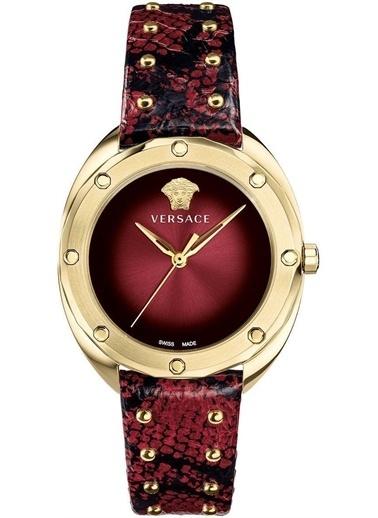 Versace Saat Kırmızı